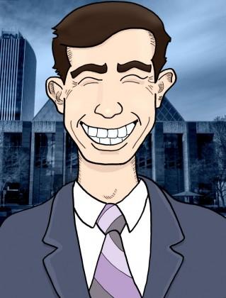 Photo Radar Totin' Edmonton Mayor Gets an Earful